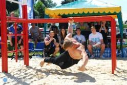 Mistrzostwa Polski Street Workout rozpoczęte