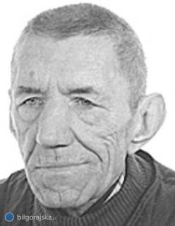 Zaginął Julian Oleszczak