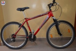 Właściciel roweru poszukiwany