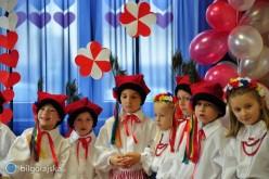 Święto Niepodległości wPrzedszkolu Katolickim