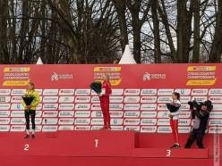 Weronika Pyzik brązową medalistką ME U23!