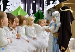 Przedszkolaki powitały Jezusa