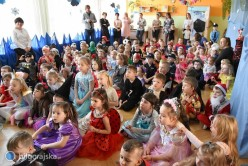 Karnawał u przedszkolaków