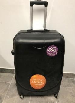 Kto zgubił walizkę?