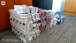 9 tys. sztuk papierosów bez akcyzy