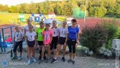 Dobry start młodych lekkoatletów szkółki OSiR wStalowej Woli