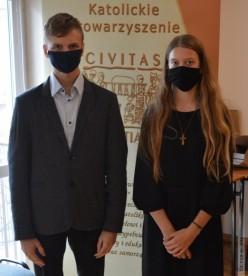 Uczniowie ILO im. ONZ finalistami Konkursu Wiedzy Biblijnej