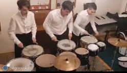 Sukces perkusistów