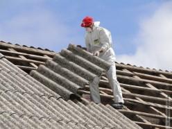 Przyjmowanie zgłoszeń na usuwanie azbestu