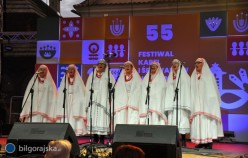 Sukces pań zZespołu Śpiewaczego Łukowa IV wKazimierzu