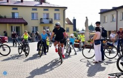Parafia pw. Trójcy Świętej iWNMP zaprosiła na rodzinny rajd rowerowy