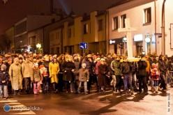 Droga Krzyżowa ulicami Biłgoraja