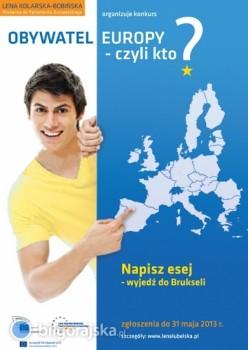 Obywatel Europy - czyli kto?