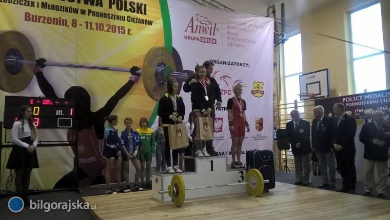 Historyczny sukces sztangistów województwa lubelskiego