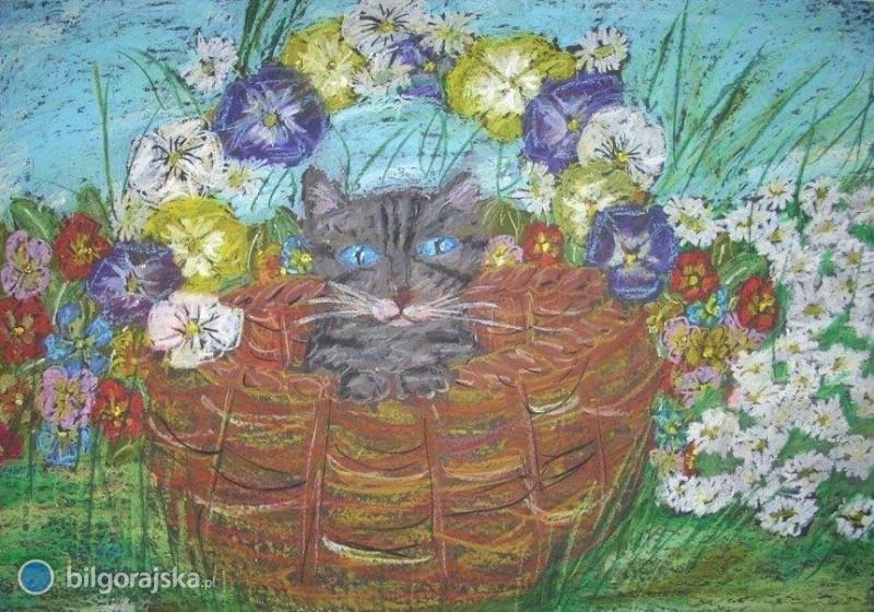 """""""Kwiaty izwierzęta"""""""