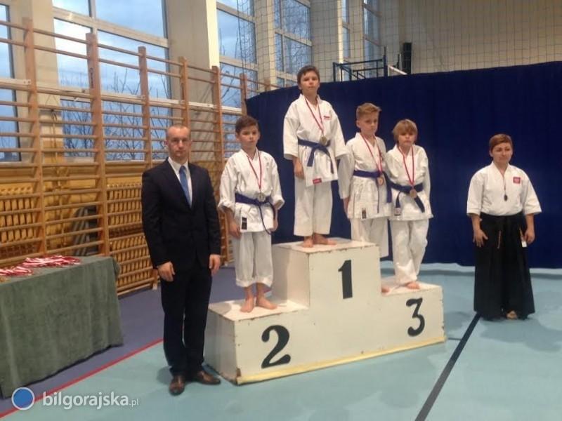 Udany start karateków na Pucharze Kraju wKarate Fudokan