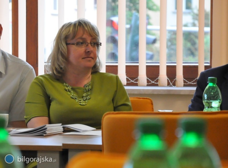 Rada Powiatu nie zgodziła się na zmianę warunków pracy Beaty Strzałki