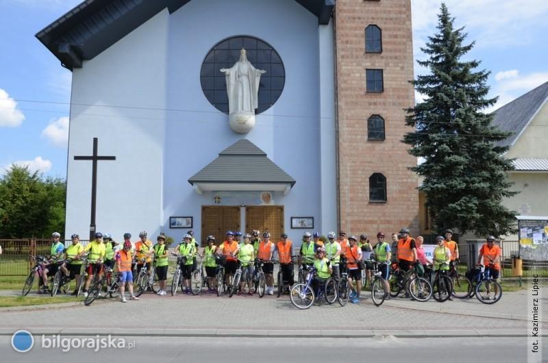 Biłgorajscy cykliści wCzęstochowie