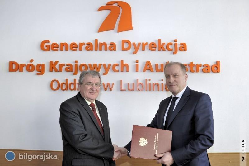 Stanisław Schodziński dyrektorem lubelskiego oddziału GDDKiA