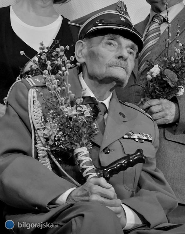 Mjr Stanisław Mazur nie żyje