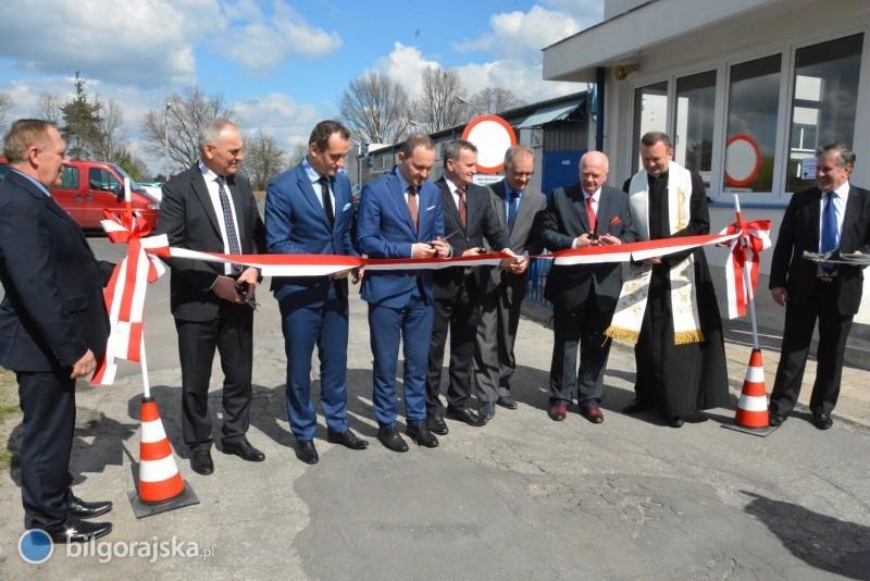 Ośrodek ruchu drogowego otwarty. Odbyły się pierwsze egzaminy