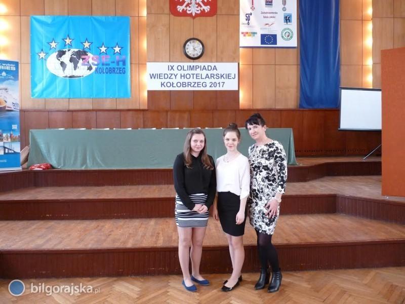 Natalia laureatką Olimpiady Wiedzy Hotelarskiej