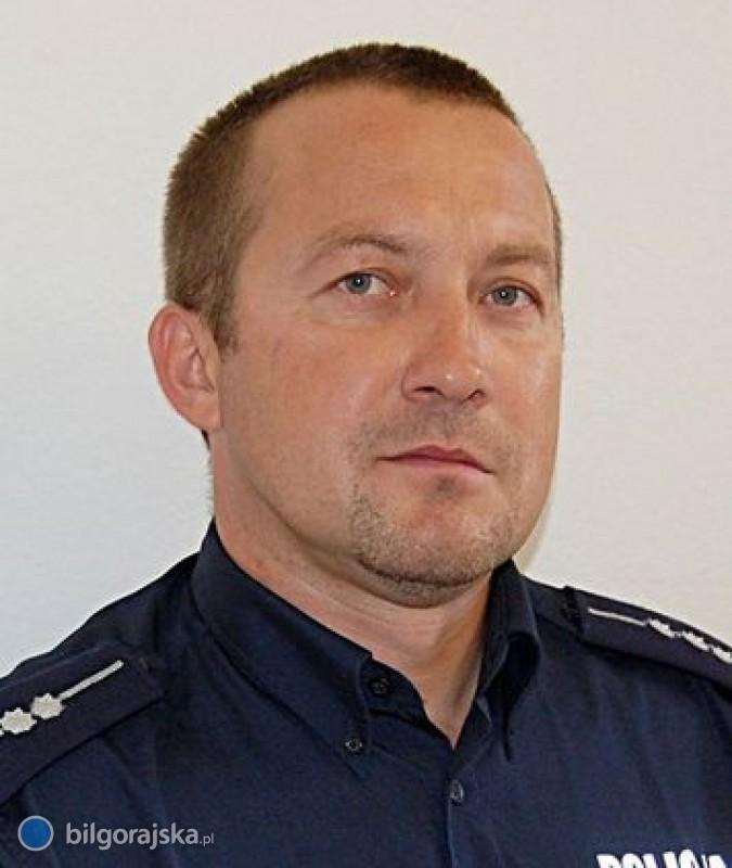 St. asp. Wojciech Oleszczak najbardziej rozpoznawalnym dzielnicowym
