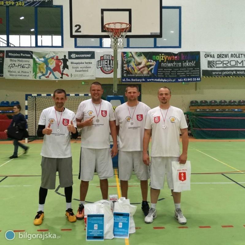 Slam Drinkers Biłgoraj na II miejscu Bosch Grand Prix Wielunia