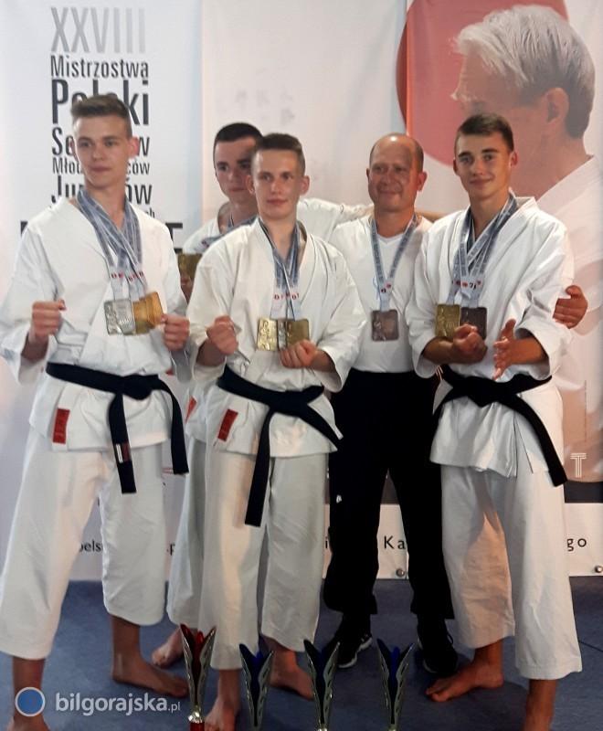 Złota drużyna zBiłgoraja