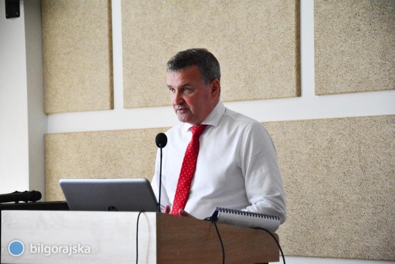 Lokalny Program Rewitalizacji Gminy Biłgoraj opracowany