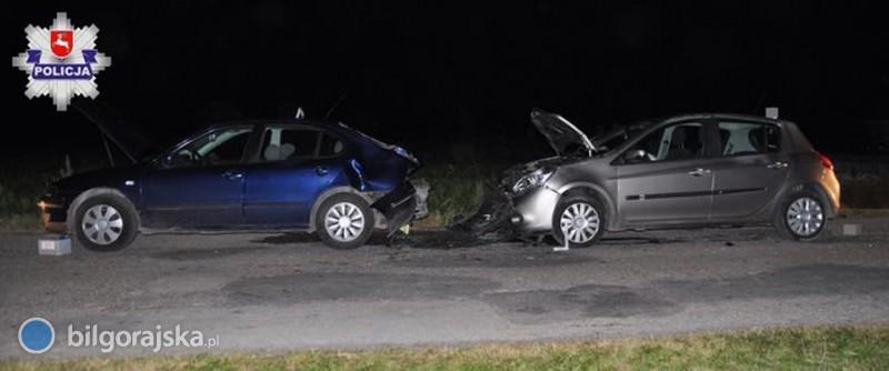 Dwie kobiety ranne wwypadku