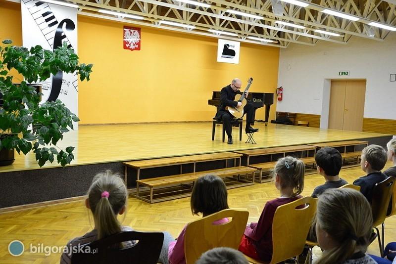 Recital gitarowy Marka Nosala