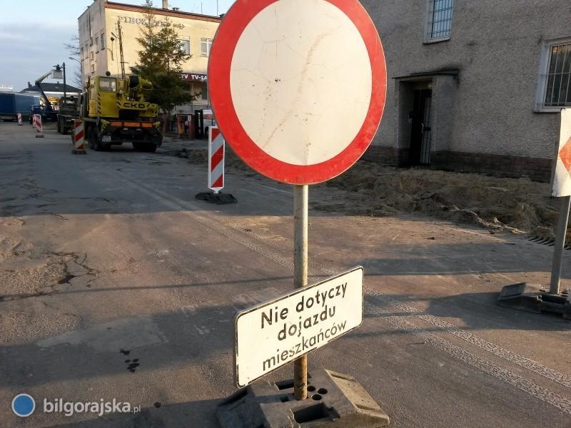 Rusza przebudowa ul. Pocztowej iparkingu przy PKS