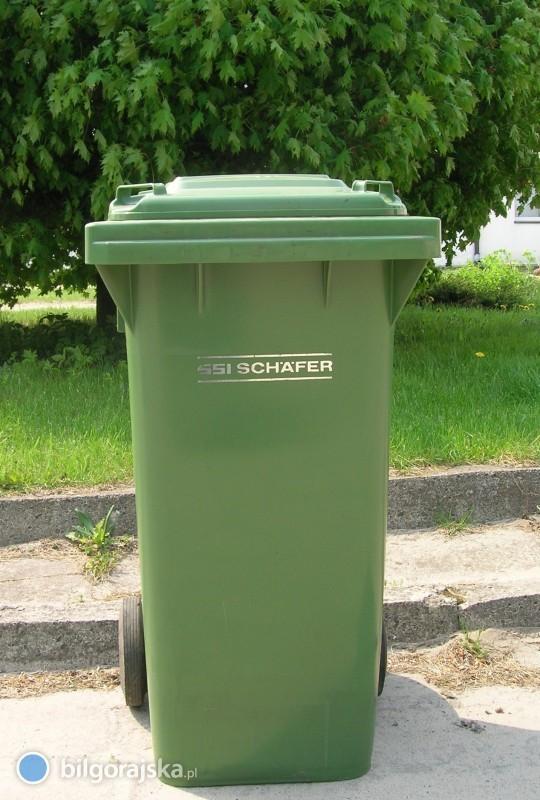 Odbiór śmieci nieco inaczej