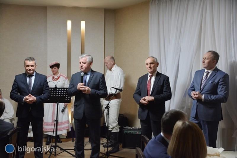 Spotkanie Noworoczne ludowców powiatu biłgorajskiego