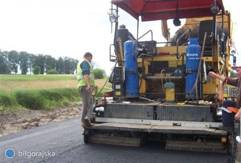 Są pieniądze na remonty dróg powiatowych