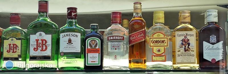 Na alkohol wydaliśmy prawie 27 mln zł