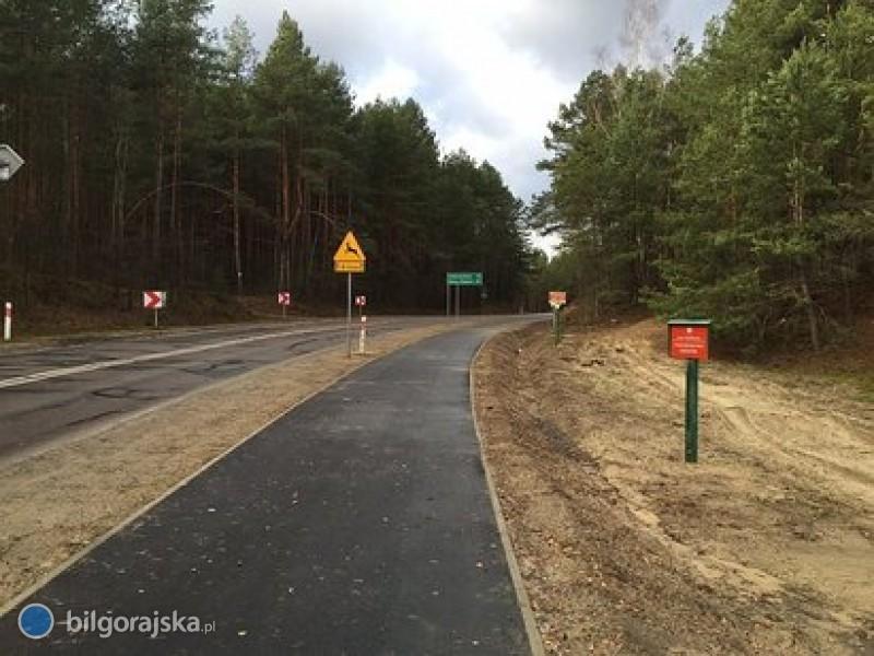 Nowa ścieżka dla rowerzystów