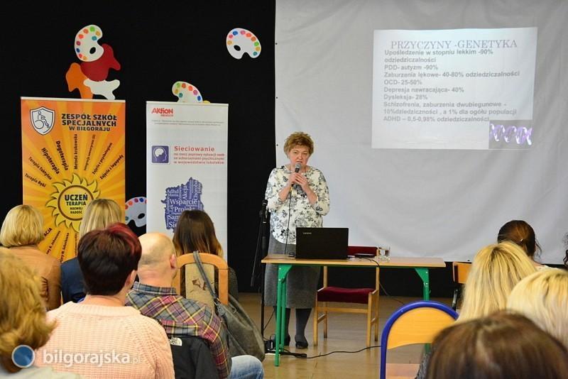 Autyzm - konferencja wZSS