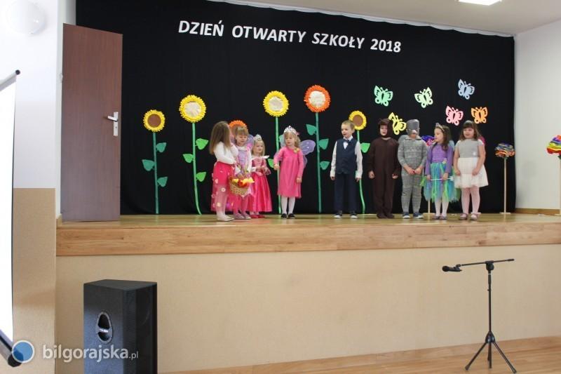 Dzień Otwarty Szkoły Podstawowej wStarym Bidaczowie