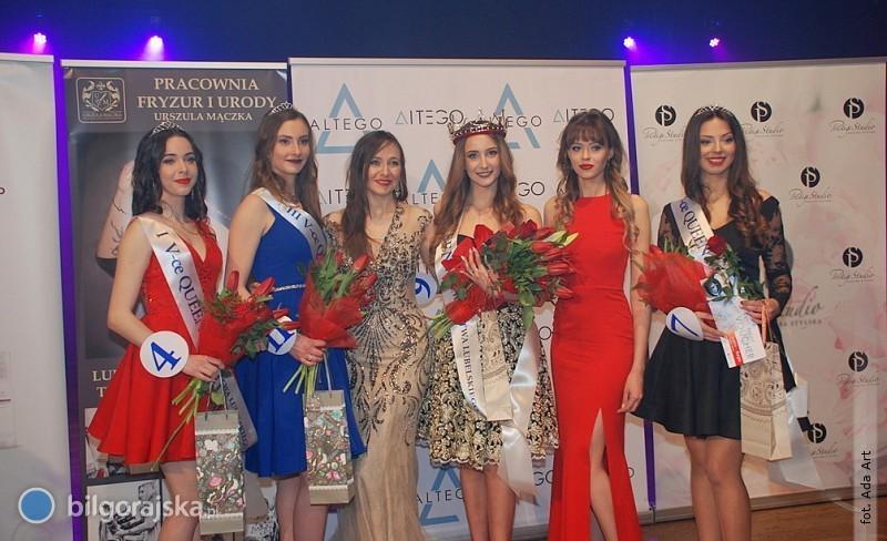 Dominika została Queen Województwa Lubelskiego 2018