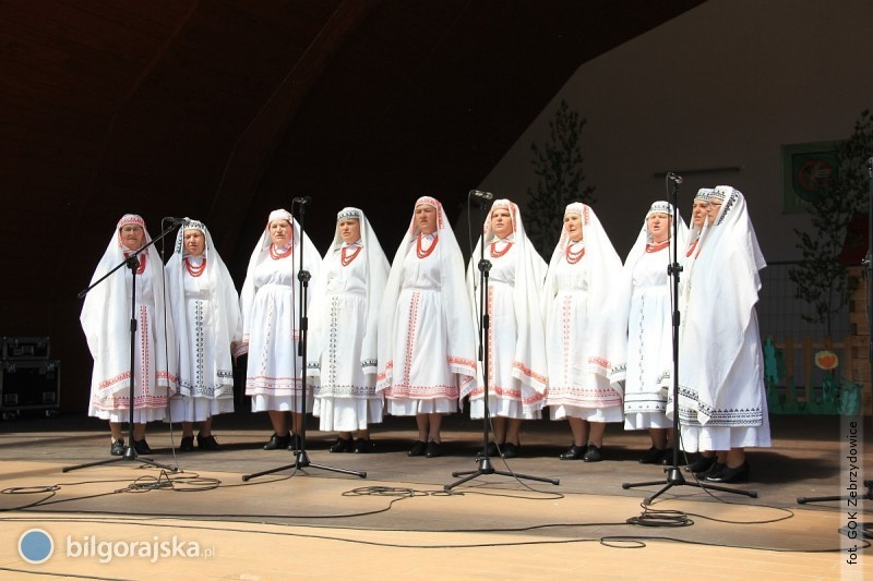 Międzynarodowy sukces zespołów śpiewaczych zpowiatu