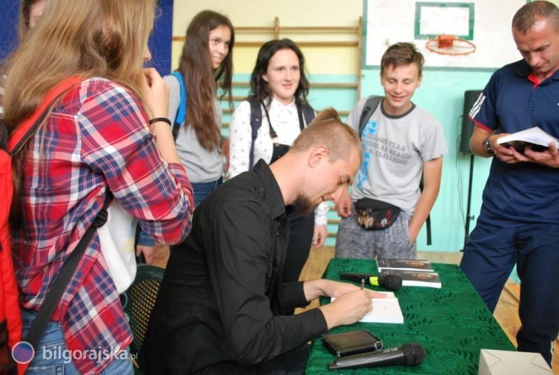 Pisarz fantasy zGoraja
