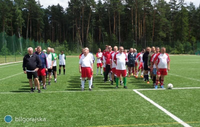 Piłkarskie zmagania Oldbojów