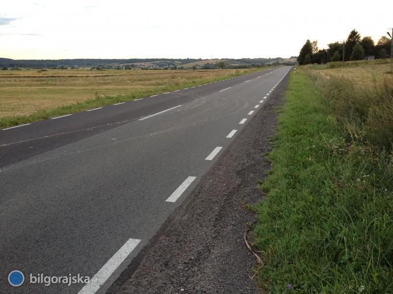 Przebudowa drogi zFrampola do Gorajca pochłonie 63 mln zł