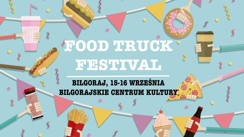 Wygraj vouchery na Food Truck Festival
