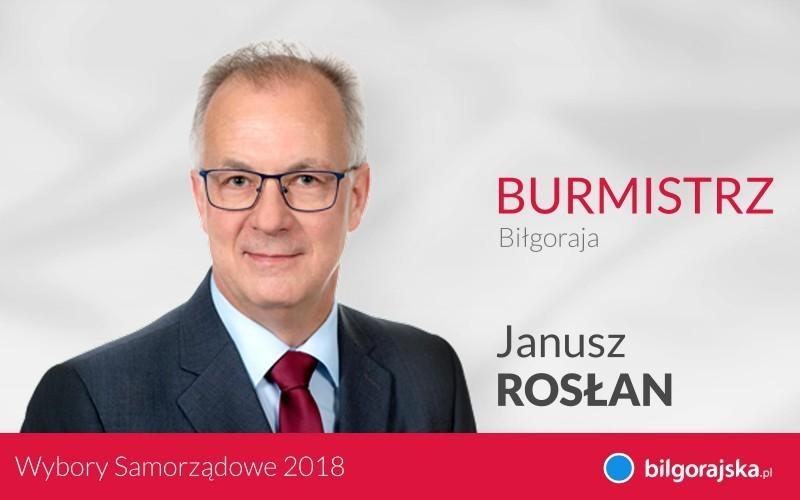 Burmistrz Biłgoraja wybrany