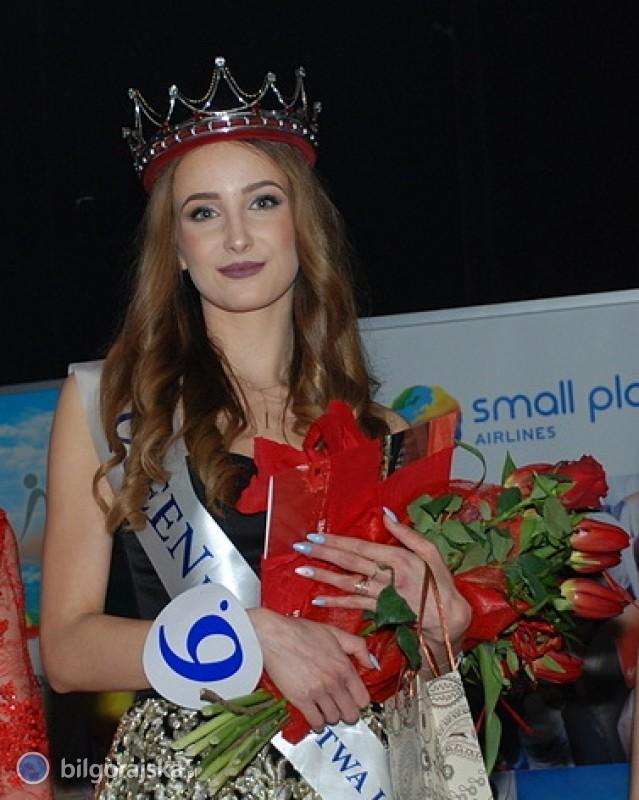 18-latka zKorczowa wfinale Queen of Poland
