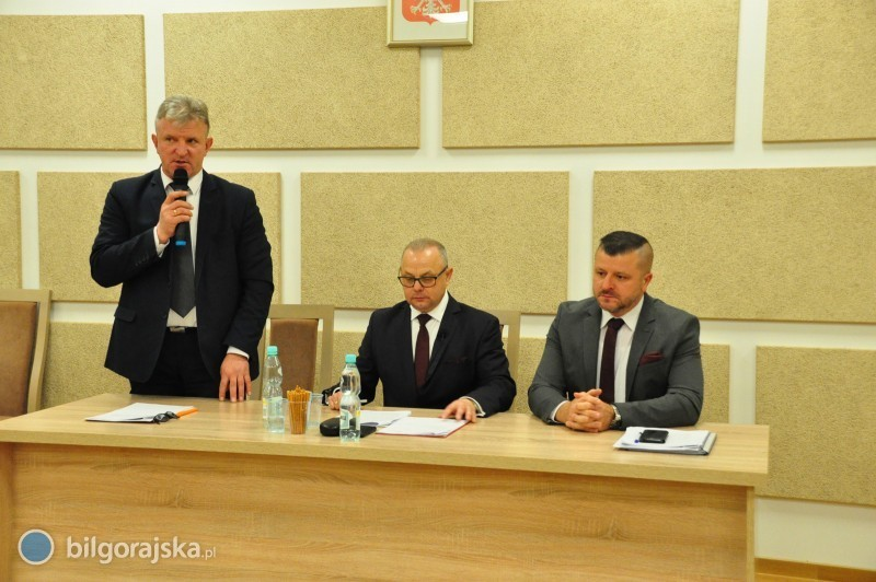 Rada Gminy Biłgoraj zainaugurowała kadencję