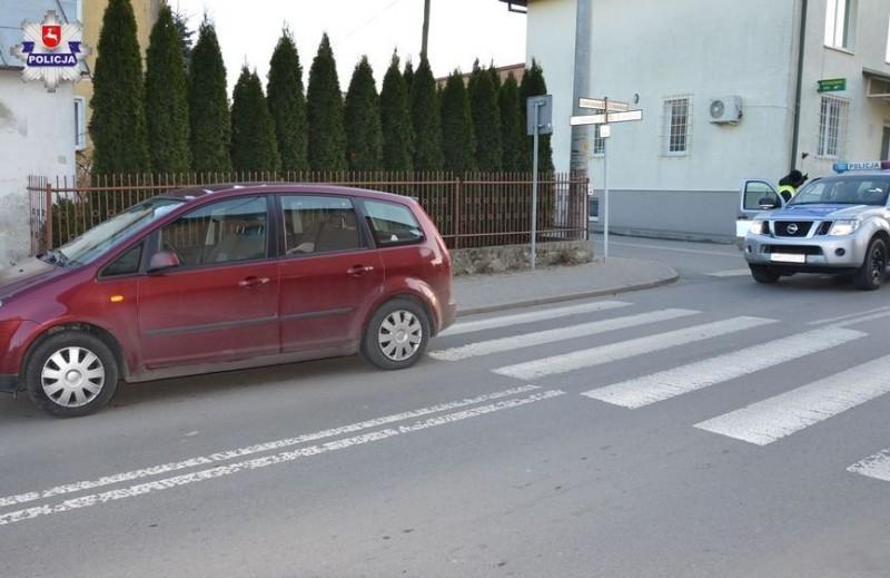 10-latek potrącony na przejściu dla pieszych